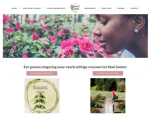 Bloei en Groei is in Amsterdam de plek waar vrouwen samen kunnen tuinieren.