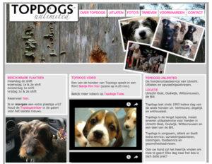 TopDogs Unlimited - Hondenuitlaatservice Utrecht
