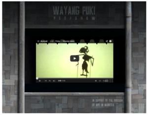 Wayang Puki - kunstplatform